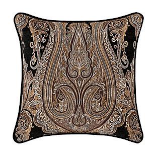 "J. Queen New York Lauretta 20"" Square Decorative Throw Pillow, , large"