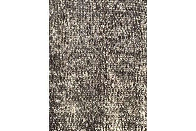 J. Queen New York Birmingham Throw, Charcoal, large