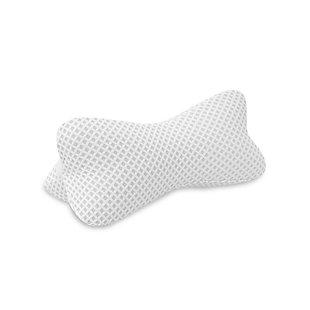 SensorPEDIC® Conforming Memory Foam Bone Pillow, , large
