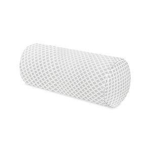 SensorPEDIC® Conforming Memory Foam Neck Roll Pillow, , large