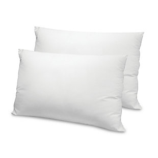 SensorPEDIC® MicroShield Antiallergen Jumbo Pillow Protector Pair, , large