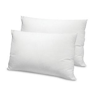 SensorPEDIC® MicroShield Antiallergen King Pillow Protector Pair, , large