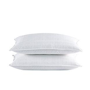 Down Home Featherloft Standard Pillow, White, large