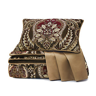 Croscill Julius Queen Comforter Set, Red, large