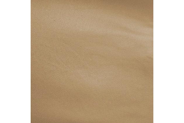 Bedtite CoolMax Twin Sheet Set, Fawn, large
