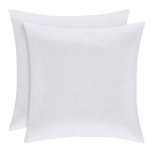 J. Queen New York Regal Oversized Euro Pillow Pair, , large