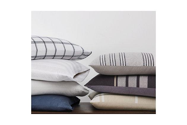 Truly Soft Preston Plaid Twin XL 2 Piece Flannel Comforter Set, Khaki, large