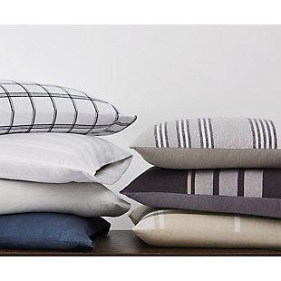 Truly Soft Solid King Flannel Sheet Set, Blue, large