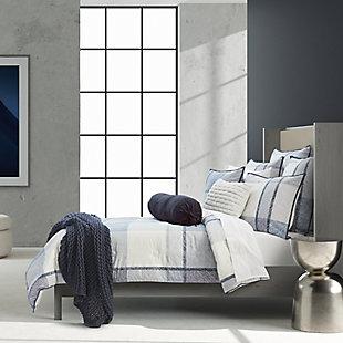 Royal Court Liam Twin/Twin XL 2 Piece Comforter Set, Indigo, rollover