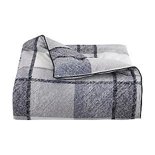 Royal Court Liam Twin/Twin XL 2 Piece Comforter Set, Indigo, large