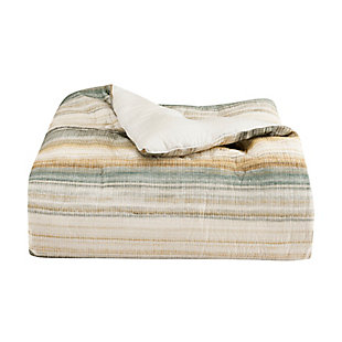 Royal Court Luna Twin/Twin XL 2 Piece Comforter Set, Green, large