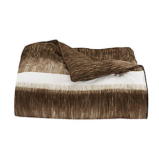 Royal Court Vaughn Twin/Twin XL 2 Piece Comforter Set, Cocoa, large