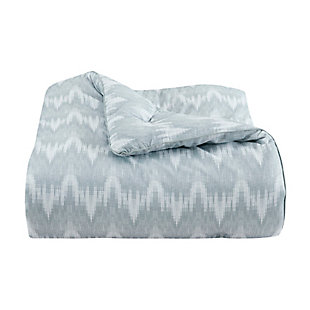 Royal Court Harlow Twin/Twin XL 2 Piece Comforter Set, Spa, large