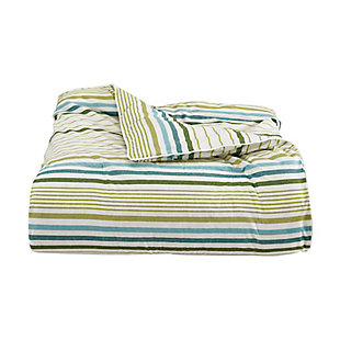 Royal Court Roxanne Twin/Twin XL 2 Piece Comforter Set, Surf Teal, large