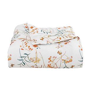 Royal Court Bridget Twin/Twin XL 2 Piece Comforter Set, Coral, large