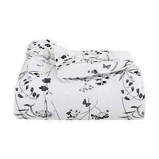 Royal Court Bridget Twin/Twin XL 2 Piece Comforter Set, Gray, large