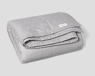 Casper 15 lbs Weighted Blanket Gray, Gray, large