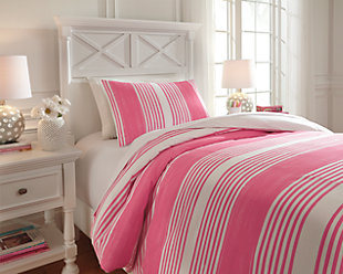 Taries 2-Piece Twin Duvet Cover Set, , rollover