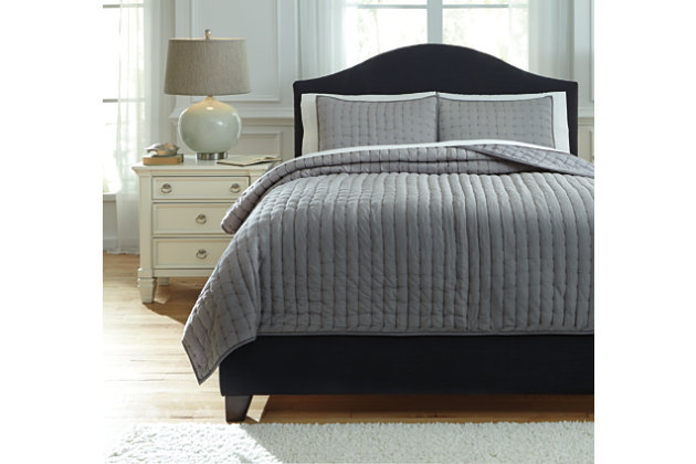 Teague 3-Piece Queen Comforter Set