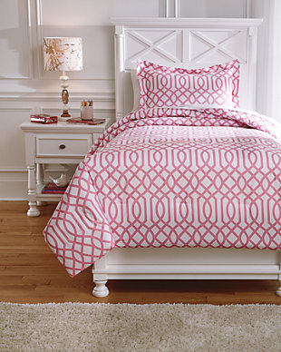 Loomis 2-Piece Comforter Set, , large