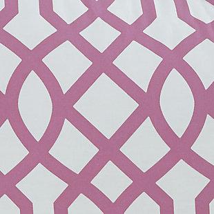 Loomis 2-Piece Twin Comforter Set, Lavender, large