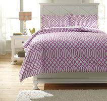 Zarollina 2 Piece Full Upholstered Bed Ashley Furniture