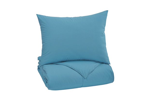 Plainfield 2-Piece Twin Comforter Set, , large