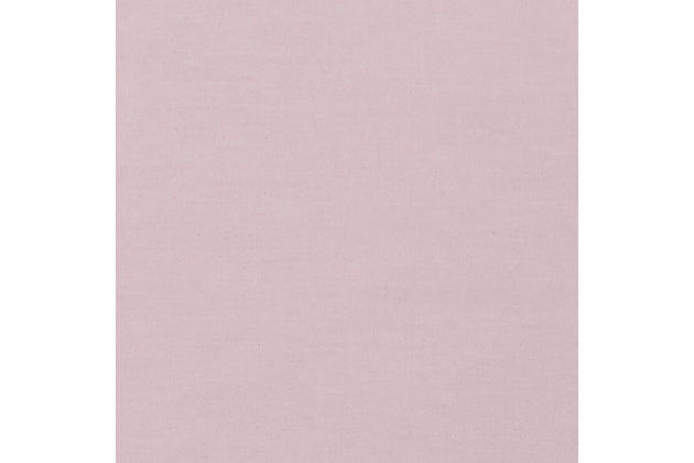 Plainfield 2-Piece Twin Comforter Set, Soft Pink, large