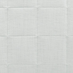 Amare 3-Piece Queen Coverlet Set, White, large