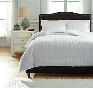 Amare 3-Piece Coverlet Set, , large