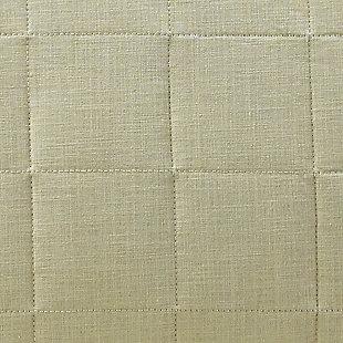 Amare 3-Piece King Coverlet Set, Sand, large