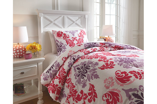 Ventress 2-Piece Twin Comforter Set