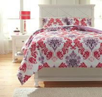 Anarasia Full Sleigh Bed Ashley Furniture Homestore