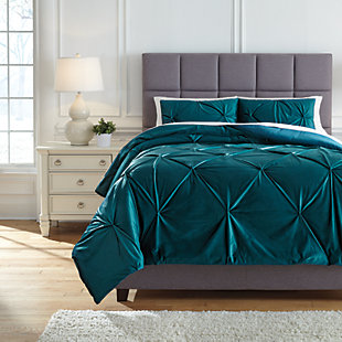 Meilyr 3-Piece King Comforter Set, , rollover