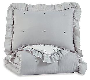 Hartlen Twin Comforter Set, , large