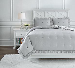 Hartlen Full Comforter Set, , rollover