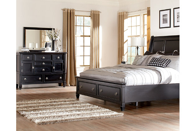 Wilkes 5 39 x 7 39 9 rug ashley furniture homestore - Ashley wilkes bedroom collection ...