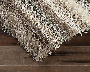 "Wilkes 5' x 7'9"" Rug, Gray, rollover"