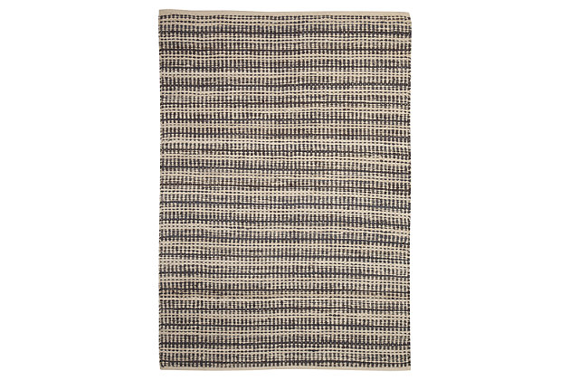 Chesney 8' x 10' Rug, Tan/Gray, large