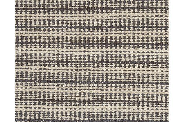 Chesney 8' x 10' Rug, Tan/Gray, large
