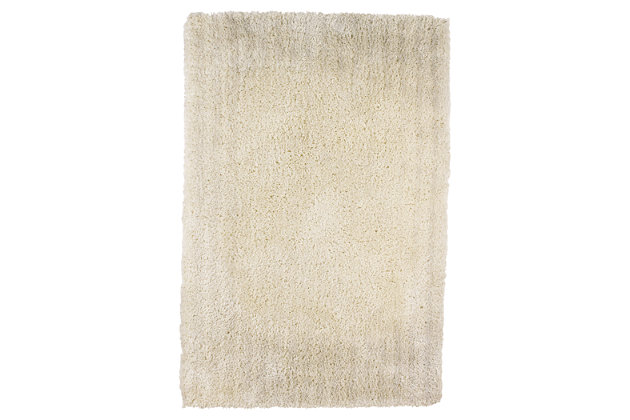 White Chamberly 5' x 7' Rug by Ashley HomeStore