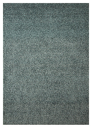 Caci 5' x 7' Rug, Light Blue, large