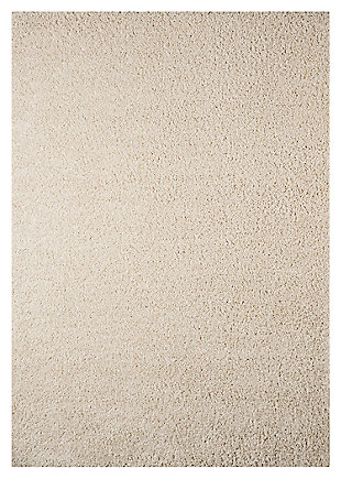 Caci 5' x 7' Rug, Snow, large