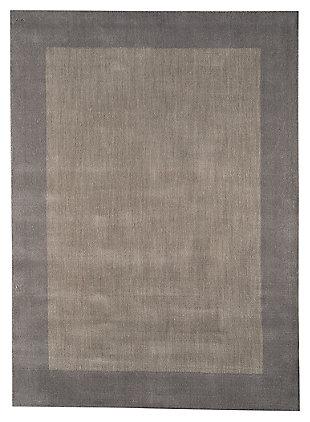 Bartholomew 8' x 10' Rug, Gray, large