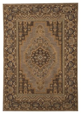 Sangerville 5' x 8' Rug by Ashley HomeStore, Tan