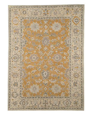 Milbridge 5' x 8' Rug, Tan, large
