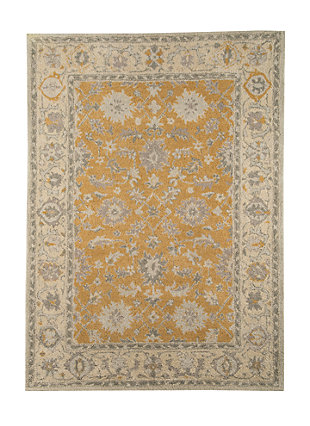 Milbridge 5' x 8' Rug, Tan, rollover