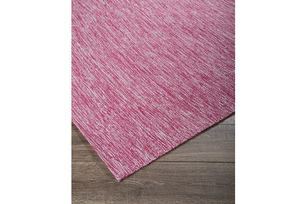 Pink Serphina Medium Rug by Ashley HomeStore