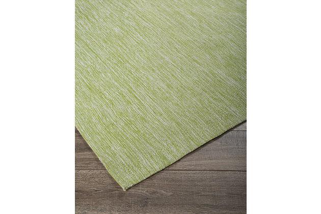 Serphina 5' x 8' Rug, Green, large