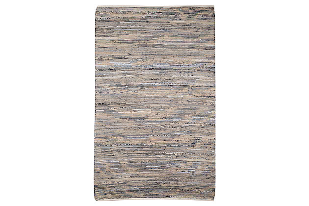 Dismuke 5' x 8' Rug, Natural, large